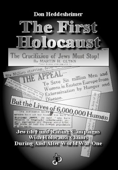 Heddesheimer, Don: The First Holocaust.